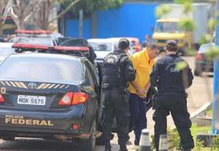 José Roberto foi transferido para o presídio federal em novembro de 2015 | Foto: Arquivo EMTEMPO