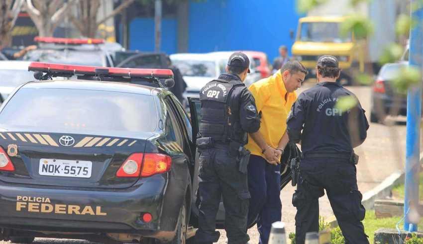 José Roberto foi transferido para o presídio federal em novembro de 2015   Foto: Arquivo EMTEMPO