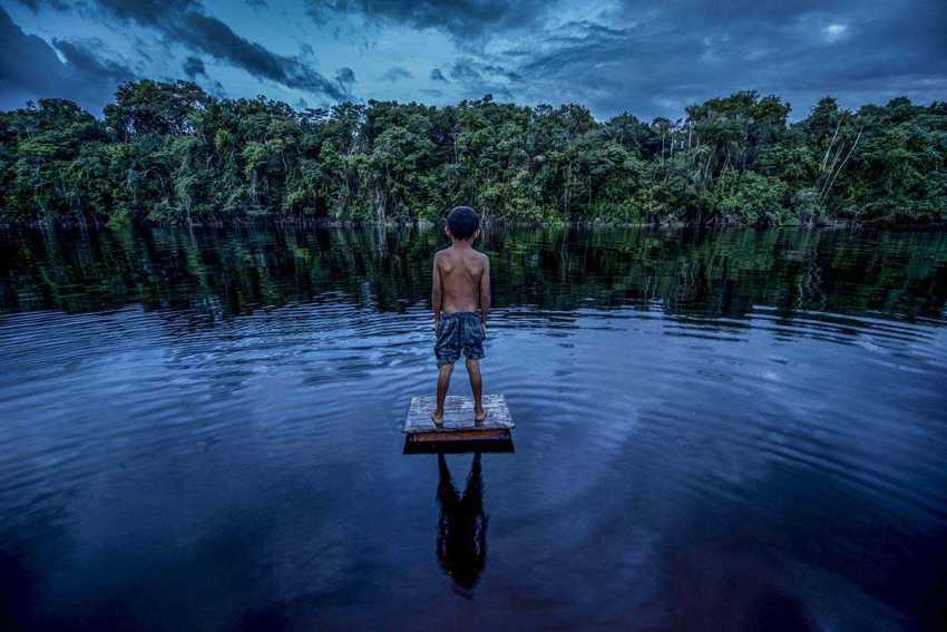 Exposição Amazon-se / foto : Alex Pazuello
