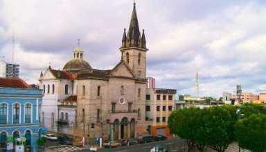 Igreja São Sebastião / Foto : Divulgação