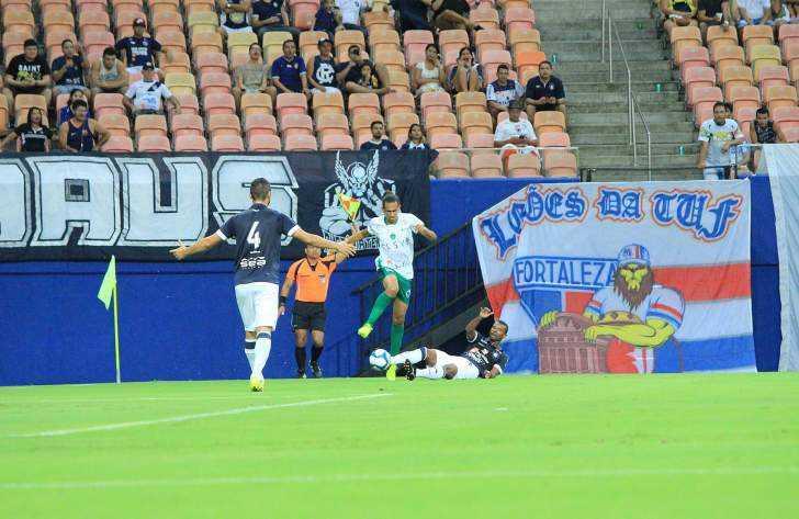 Manaus está nas quartas de final da Copa Verde. (Foto: Divulgação / Manaus FC)