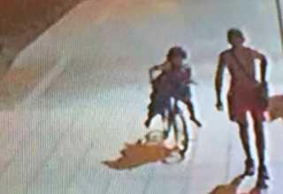 Ladrão rouba televisão roubada de outro ladrão / Divulgação