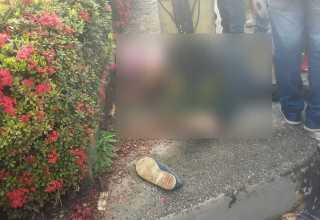 Acidente envolvendo moto deixa vítima fatal na Avenida Efigênio Sales - Imagem: Divulgação