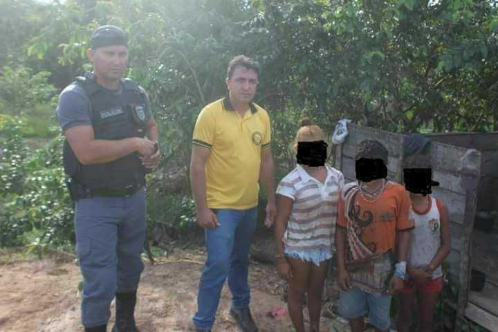 Pai é suspeito de manter família presa e cometer estupros contra filhos menores