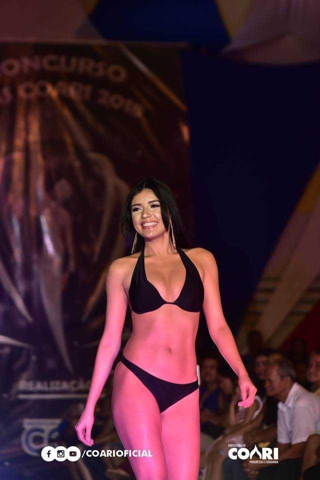 Candidata do Miss Coari 2018 / Foto : Divulgação Prefeitura de Coari