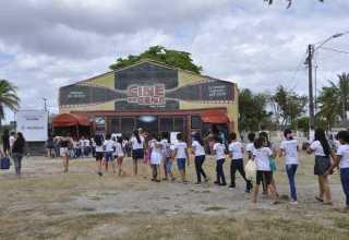 Cine em Cena Brasil e 3M levam cinema gratuito para Manaus