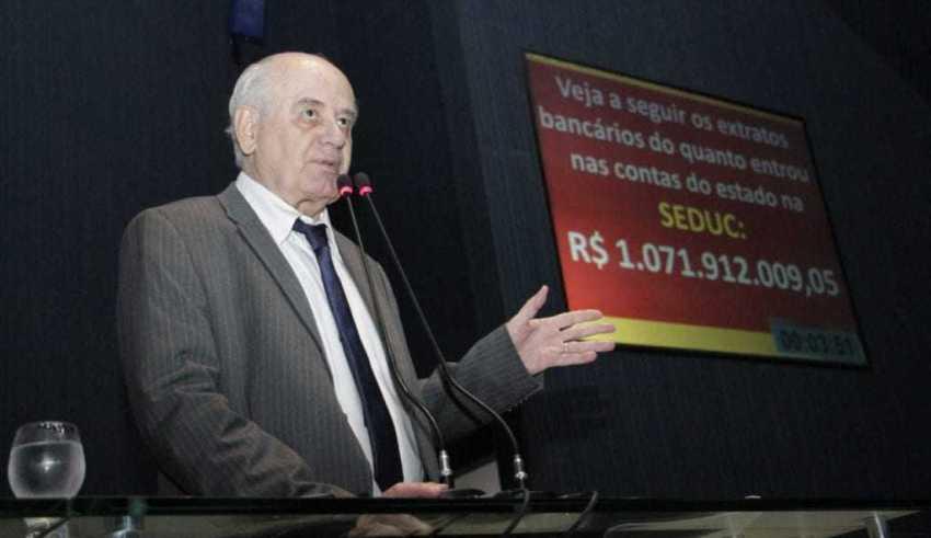 Seduc ignora prestação de contas do Fundeb e pode ser alvo de ação de improbidade, diz Serafim / Foto : Marcelo Araújo