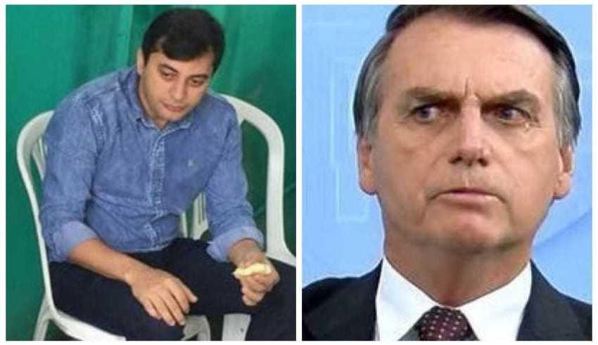 Fãs de Bolsonaro se revoltam com Wilson Lima após ele declarar voto para o Álvaro Dias