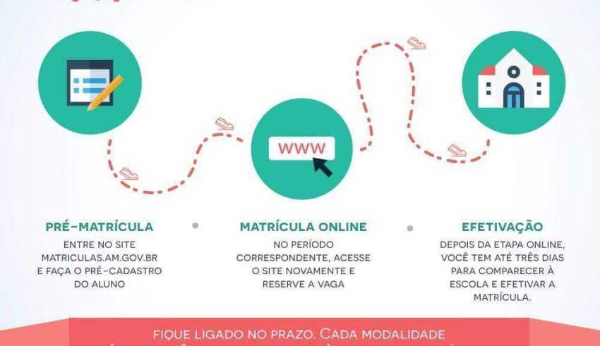 Site de matrículas fica fora do ar no primeiro dia. / Foto: Divulgação