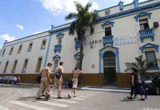 O Colégio Militar de Manaus alegou que não possui estrutura física para atender pessoas com deficiência e que a inclusão dos mesmos só deve ocorrer em 2023./ Foto: Euzivaldo Queiroz/A Crítica