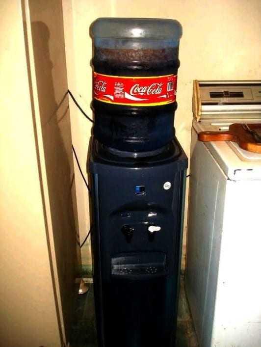 Chega deu foi sede, como que consegue uma dessa? / Foto: Divulgação/Internet