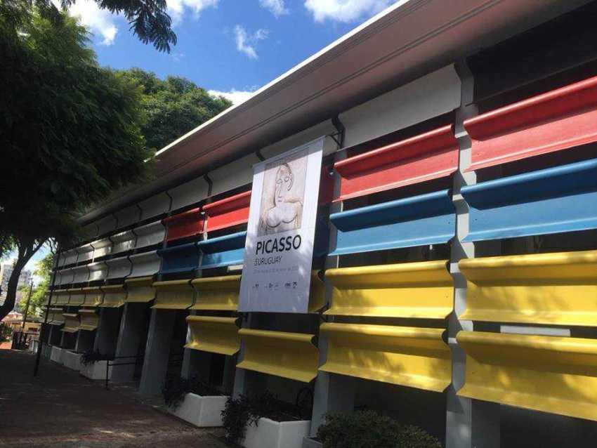 Exposição inédita de Picasso chega a museu do Uruguai