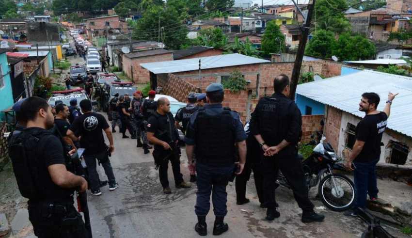 Números mostram melhoria nas ações de segurança pública do Governo / Foto : Divulgação