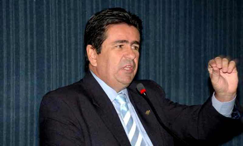 Wallace Souza morreu em 2010 durante o período em que cumpria pena de prisão. / Foto: Divulgação/ALE