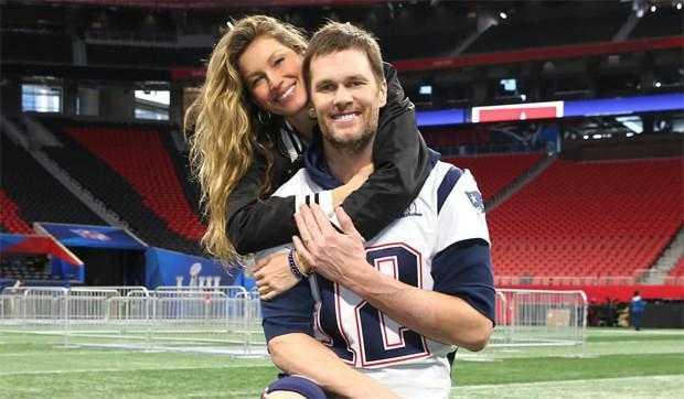 Gisele Bündchen e Tom Brady (Foto: Divulgação)