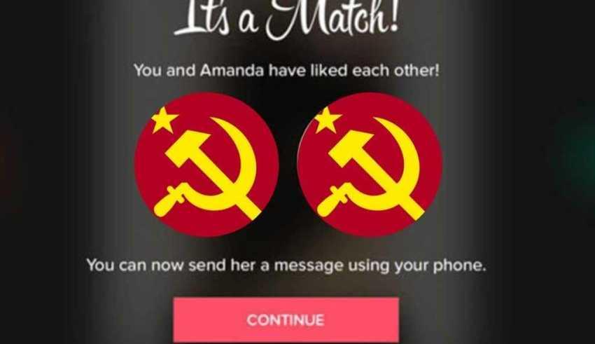 PTinder está chegando, o aplicativo de namoro apenas para esquerdistas
