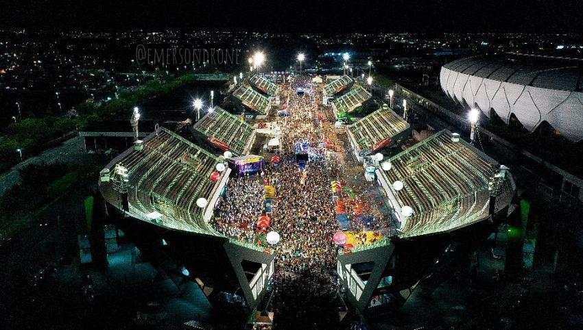 Galo de Manaus 2019 / Foto : @emersondrone