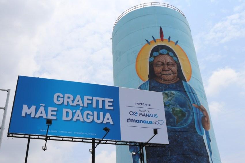 Foto: Adan Garantizado/Águas de Manaus