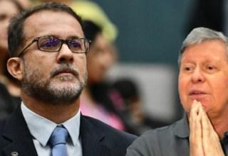 Chico Preto vs Artur Neto no Caso Flávio / Divulgação