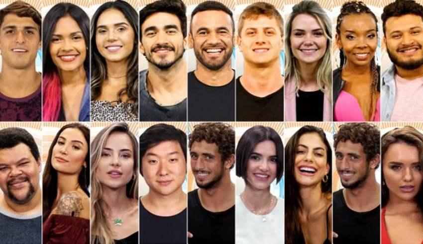 Conheça quem são os participantes do 'BBB 20'