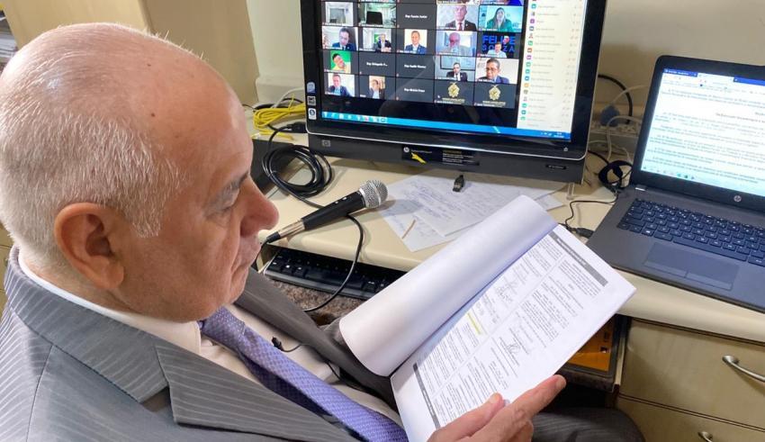 Decreto de calamidade pública é aprovado por unanimidade na ALE-AM / Foto : Divulgação