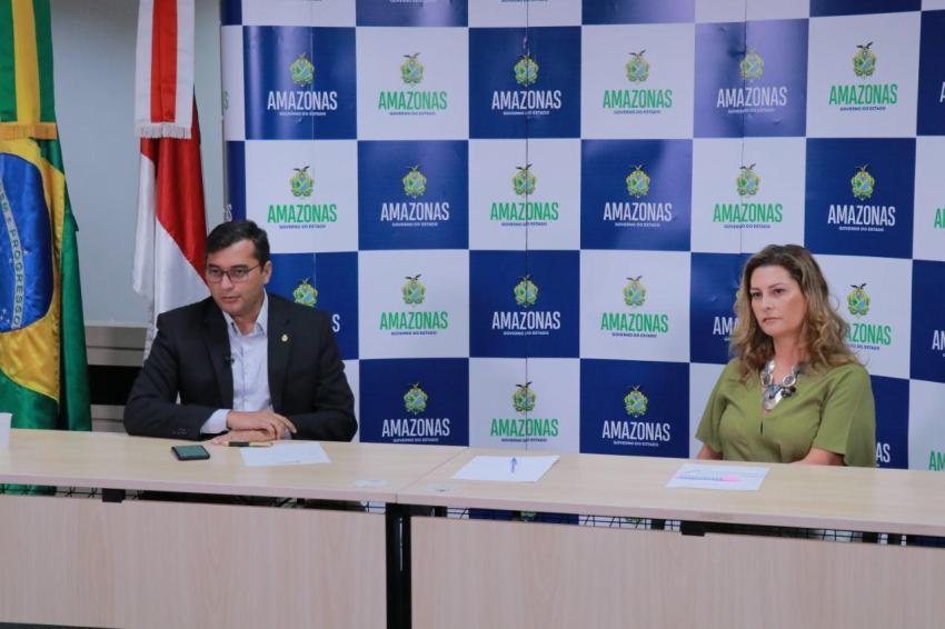 Biomédica assume Susam e Governo do Estado reforça assistência psicossocial nas unidades de saúde / Fotos: Diego Peres/Secom