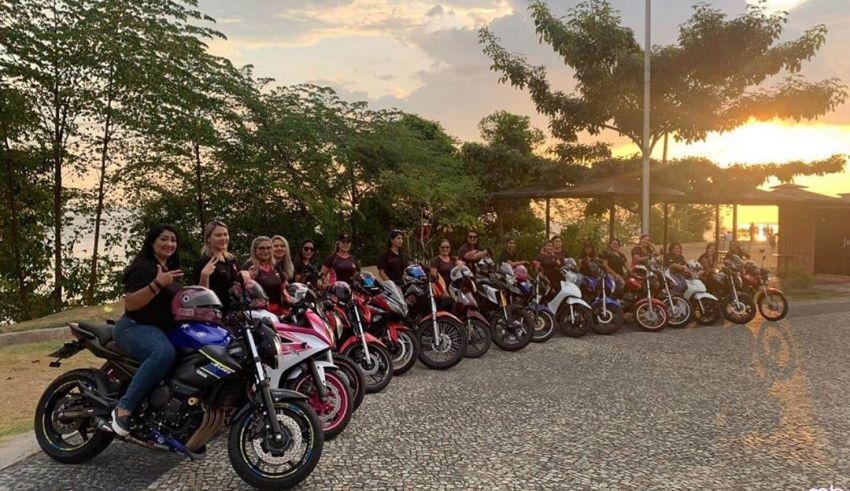 Moto Girls AM / Reprodução Instagram