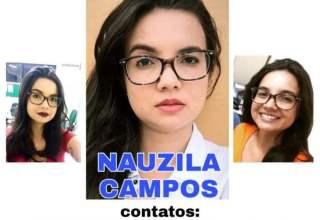 Nauzila Campos está desaparecida