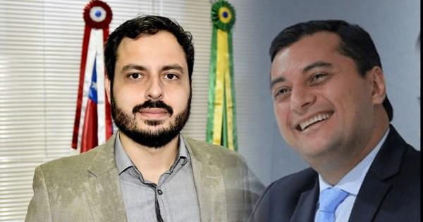 Governador Wilson Lima remove Delegado João Tayah para São Paulo de Olivença. Policial recorre à Justiça.