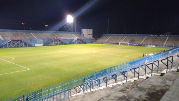Estádio da Colina / Divulgação