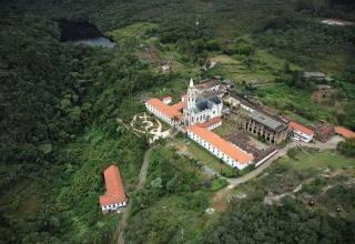 Santuário do Caraça / Foto: Miguel Andrade