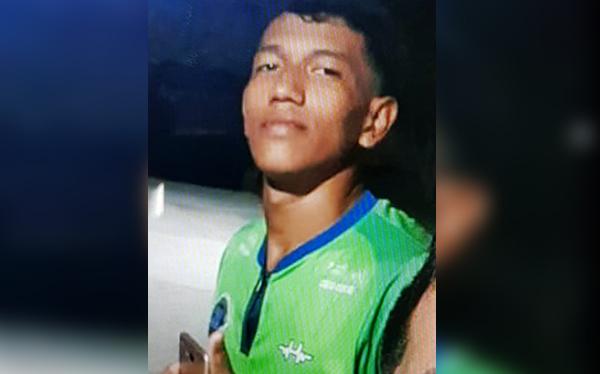 Polícia Civil solicita colaboração na divulgação da imagem de jovem que desapareceu na Redenção / Foto: Divulgação/PC-AM