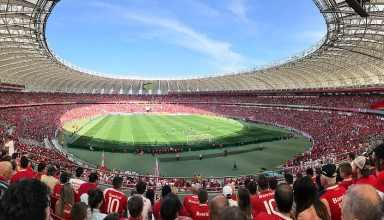 Estádio Beiradão lotado / Foto : Divulgação