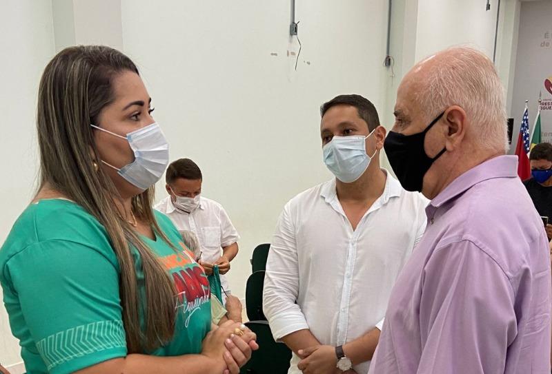 Serafim Corrêa destina R$ 500 mil para construção de creche em Presidente Figueiredo