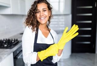 7 dicas para limpar a cozinha em pouco tempo