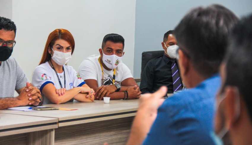 Após Rio Preto da Eva, Tabatinga e Novo Airão, ouvidoria do TCE-AM está em Parintins para receber manifestações locais! / Foto : Divulgação
