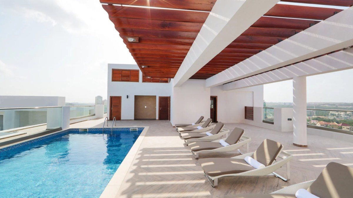 Clifton Homes Is Accra's Short Lettings King