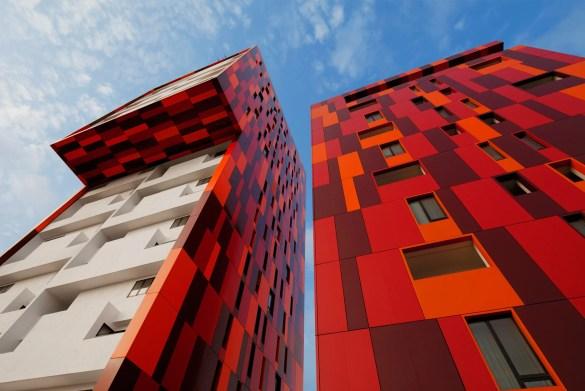 Villagio Vistas Alto condominiums tallest building ghana