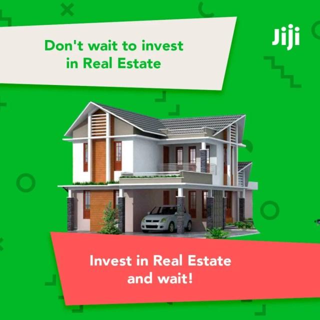 jiji ghana real estate website