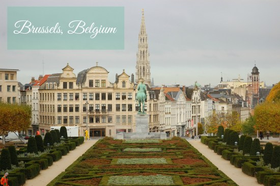 Brussels: Third Time's a Charm | No Apathy Allowed
