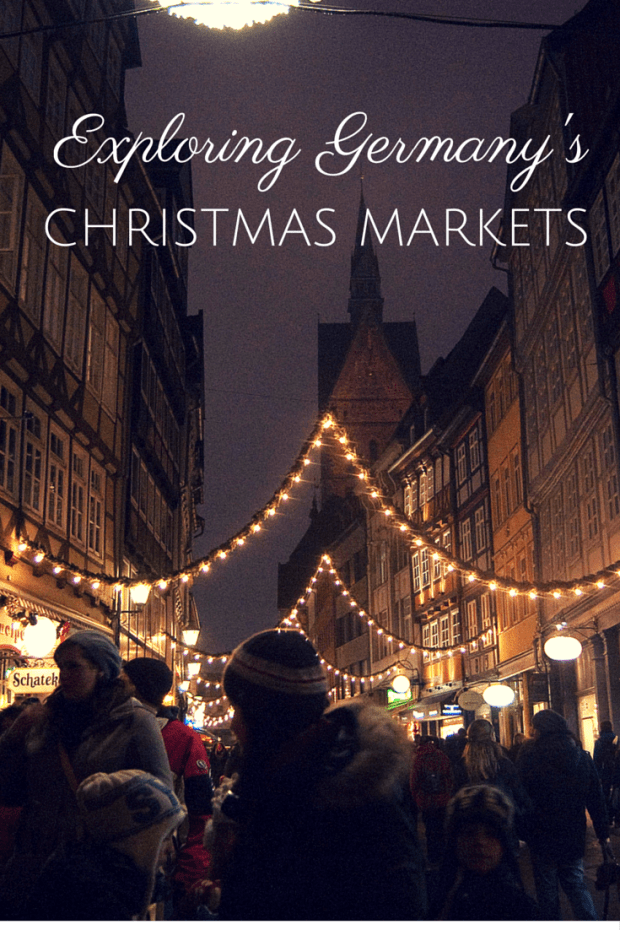 Exploring Germany's Christmas Markets | No Apathy Allowed