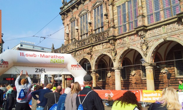 Bremen Half Marathon 2015 | No Apathy Allowed