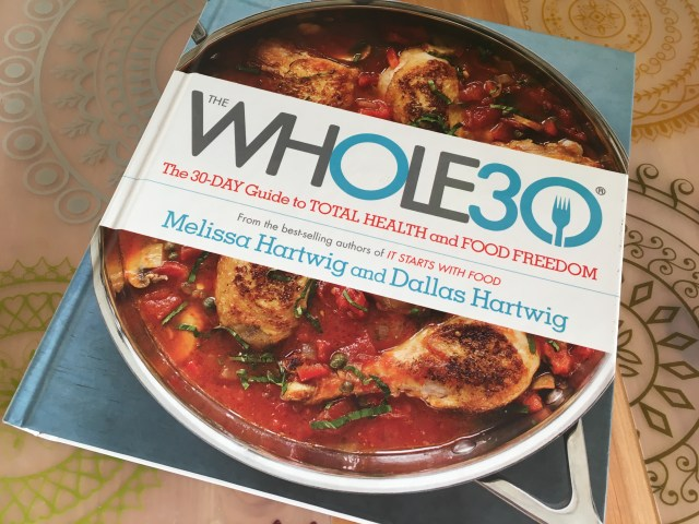 Whole 30 in Germany | No Apathy Allowed