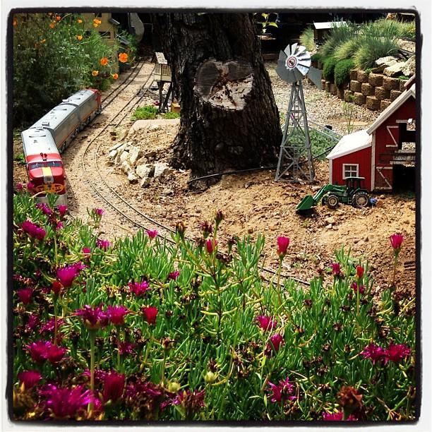 LA Live Steamers Railroad Museum
