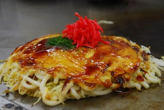 Okonomiyaki, Japan - Japan Itinerary