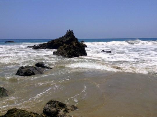 Explore the Beach, Camping at Malibu Creek State Park
