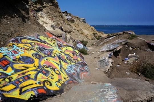 Sunken City, San Pedro