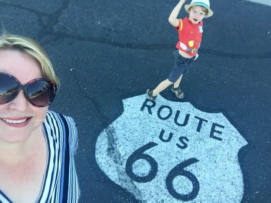 Route 66 Museum, Kingman AZ