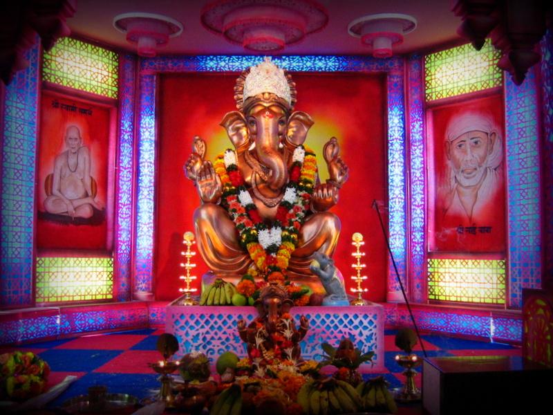 Ganesh Chaturthi is the Hindu festival celebrating
