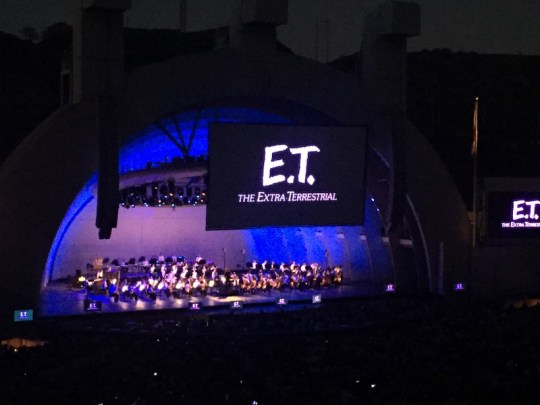 Family Date Night at the Hollywood Bowl